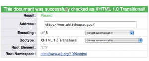 Look what website validates as legal HTML!